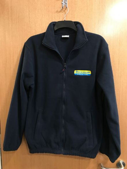 New Holland Navy Fleece